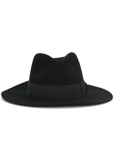 Yves Saint Laurent fedora hat