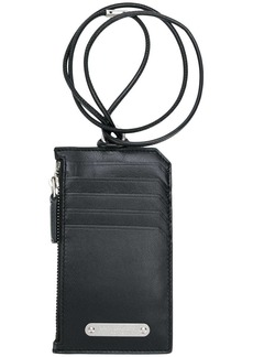 Yves Saint Laurent Fragments ID strap card case