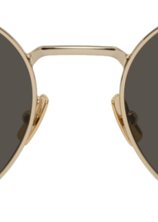 Yves Saint Laurent Gold SL M62 Sunglasses