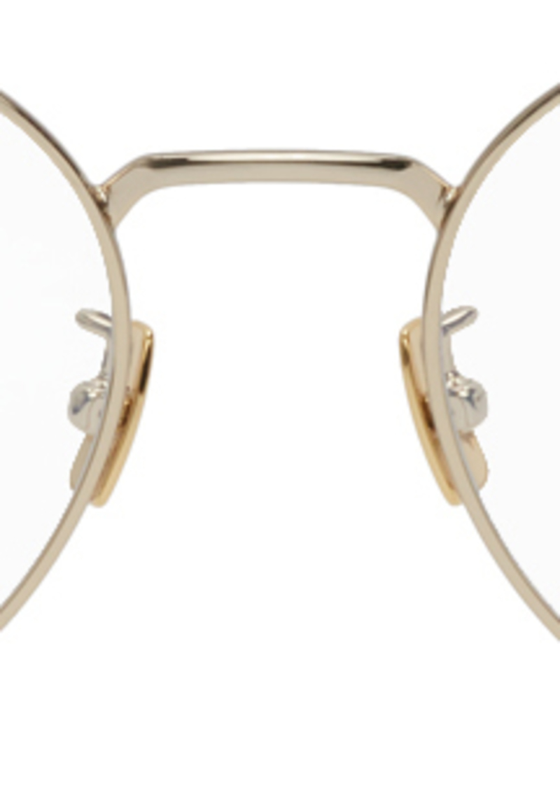 Yves Saint Laurent Gold SL M63-003 Glasses