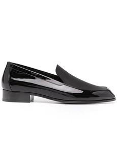 Yves Saint Laurent Henry square-toe loafers
