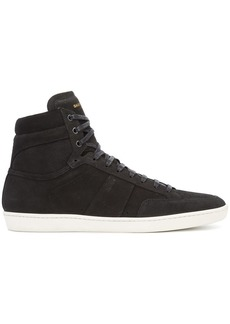 Yves Saint Laurent hi-top sneakers