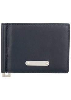 Yves Saint Laurent ID bill clip wallet