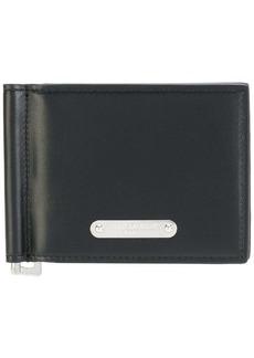 Yves Saint Laurent ID bill clip wallet