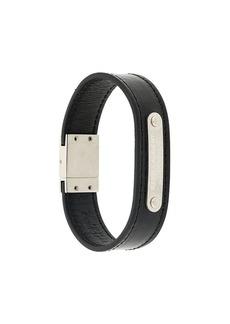 Yves Saint Laurent ID bracelet