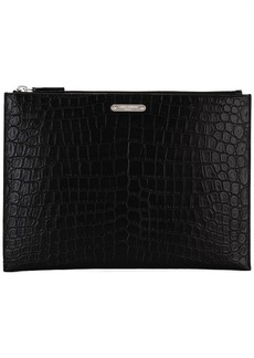 Yves Saint Laurent ID tablet holder pouch