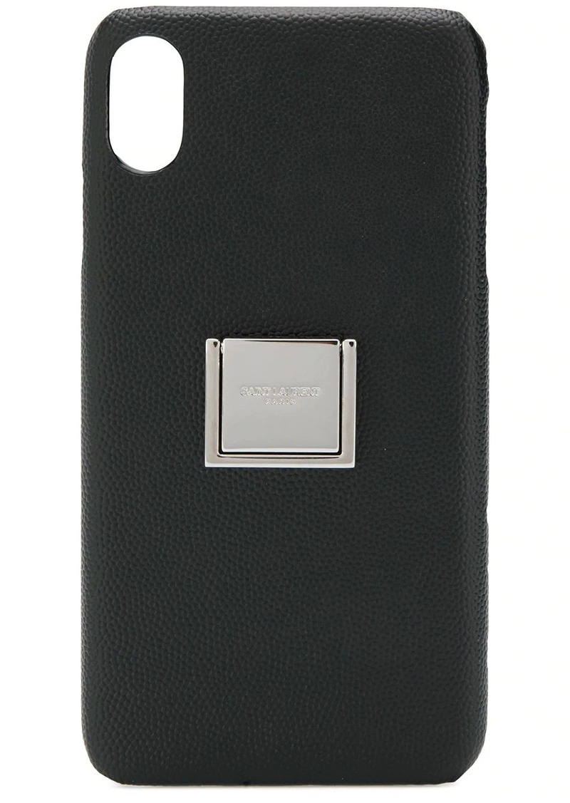 Yves Saint Laurent iPhone XS ring case