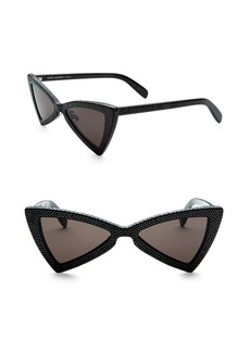 Yves Saint Laurent Jerry Studded Sunglasses