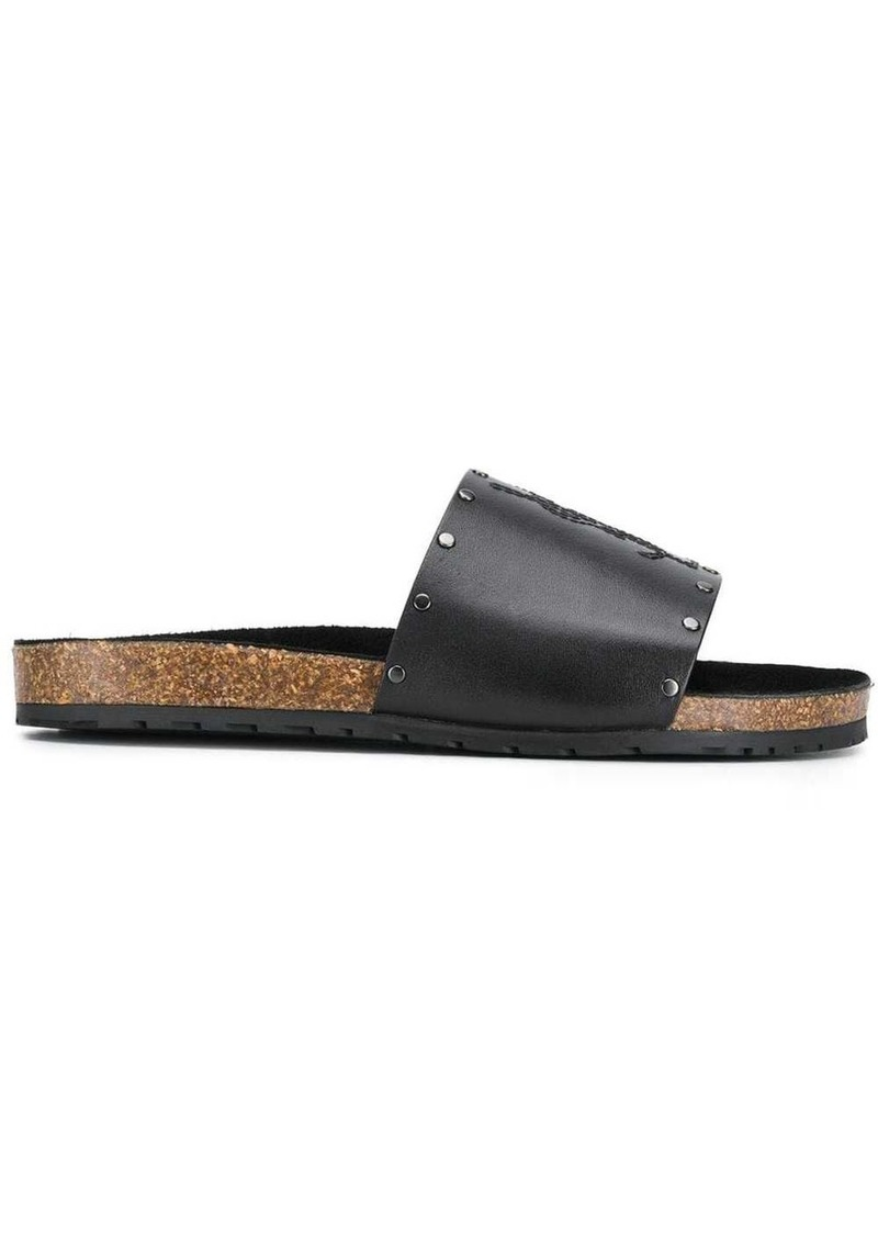Yves Saint Laurent Jimmy slide sandals