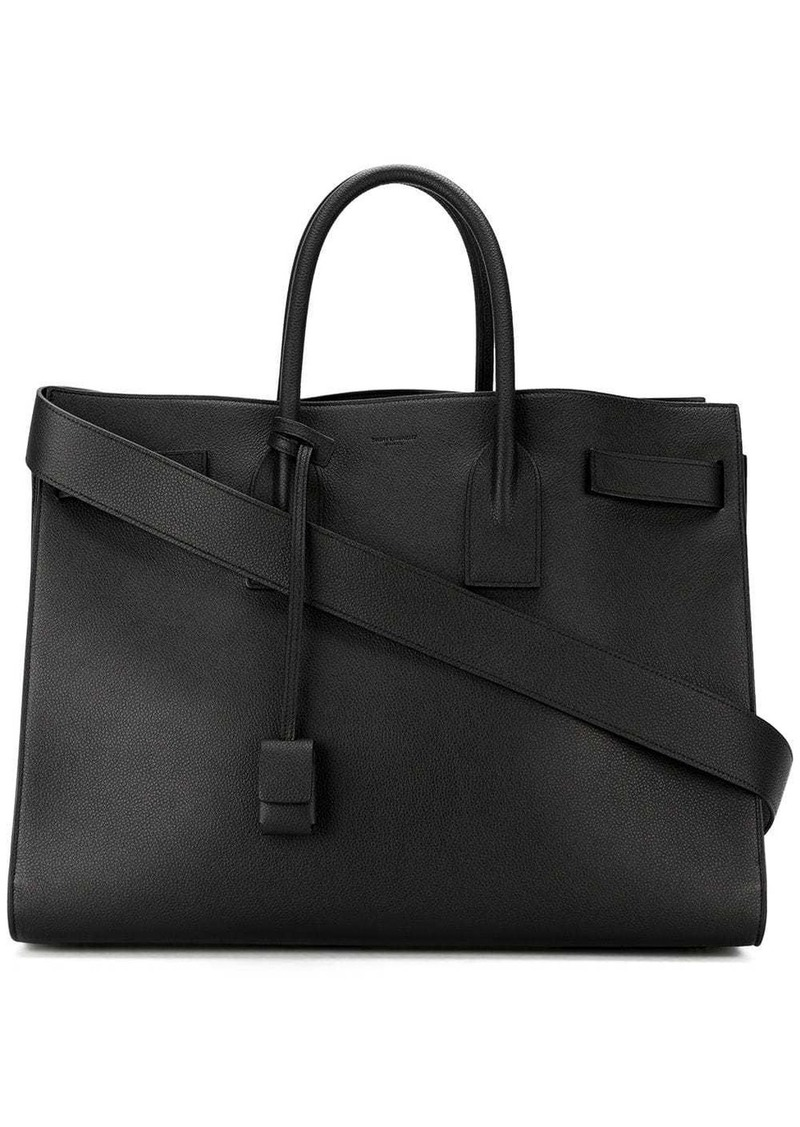 Yves Saint Laurent large Sac de Jour tote