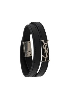 Yves Saint Laurent Opyum double-wrap bracelet