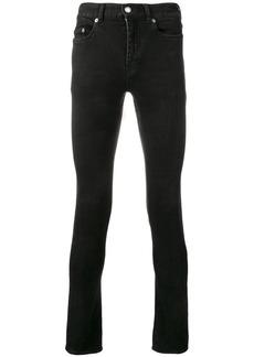 Yves Saint Laurent low-rise skinny jeans