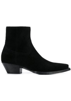 Yves Saint Laurent Lukas 40 ankle boots