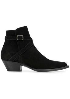 Yves Saint Laurent Lukas chelsea boots