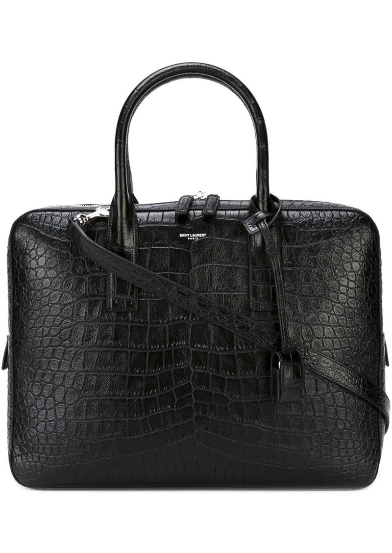 Yves Saint Laurent medium 'Museum' briefcase