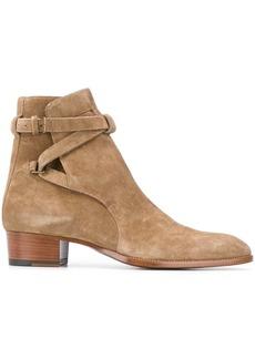 Yves Saint Laurent 45mm ankle boots