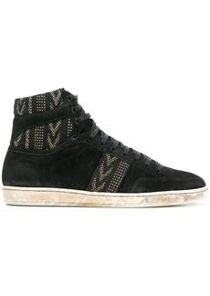 Yves Saint Laurent mid-high Joe sneakers