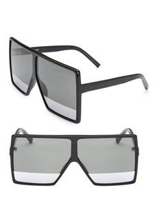 Yves Saint Laurent New Wave 183 Betty Sunglasses/68MM