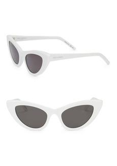 Yves Saint Laurent New Wave 213 Lily Sunglasses/52MM
