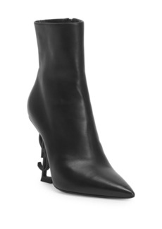 Opyum Leather Booties