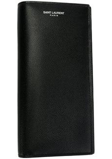 Yves Saint Laurent Paris continental wallet