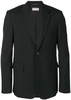 Yves Saint Laurent pinstriped blazer