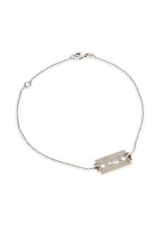 Yves Saint Laurent Razor Blade Bracelet