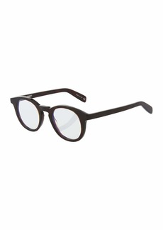 Yves Saint Laurent Round Acetate Optical Glasses