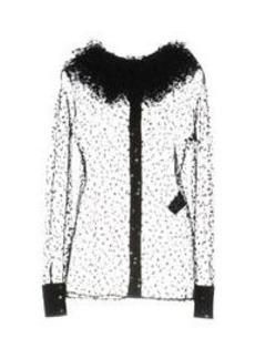 Yves Saint Laurent SAINT LAURENT - Solid color shirts & blouses