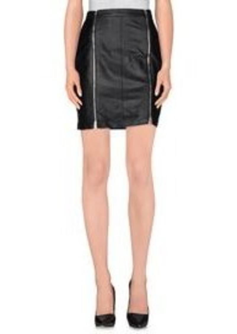 SAINT LAURENT - Knee length skirt