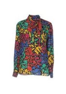 Yves Saint Laurent SAINT LAURENT - Patterned shirts & blouses
