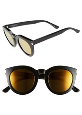 c95f972b19d Saint Laurent Saint Laurent  102 Surf  47mm Retro Sunglasses ...