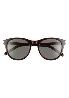 Yves Saint Laurent Saint Laurent 53mm Sunglasses