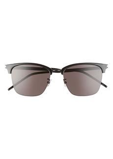 Yves Saint Laurent Saint Laurent 55mm Sunglasses