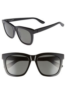 Saint Laurent 55mm Sunglasses