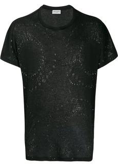 Yves Saint Laurent constellation T-shirt