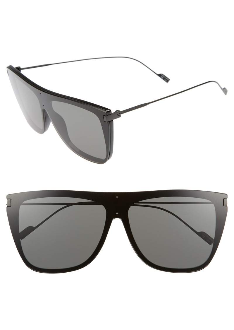 Shield Laurent 99mm Saint Sunglasses Sunglasses Saint Laurent qwIEff