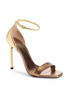 Yves Saint Laurent Saint Laurent Amber Ankle Strap Sandal (Women)