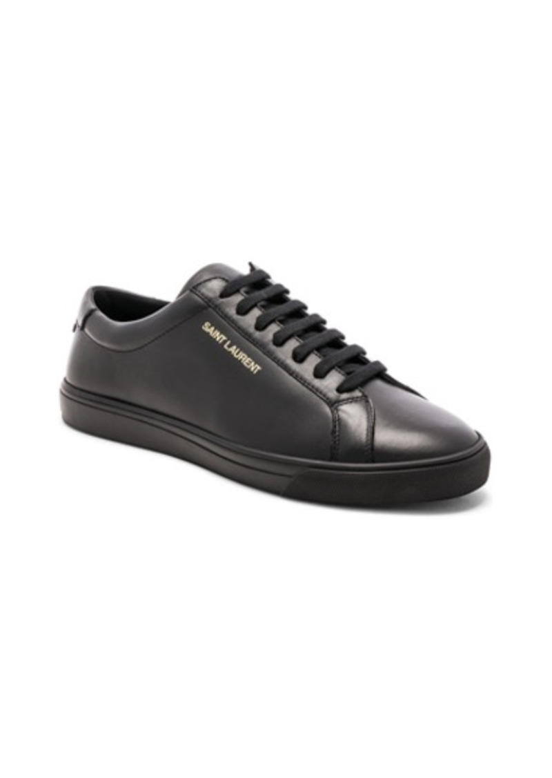 Yves Saint Laurent Saint Laurent Andy Low Top Sneakers