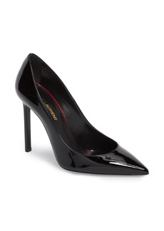 Yves Saint Laurent Saint Laurent Anja Pointy Toe Pump (Women)