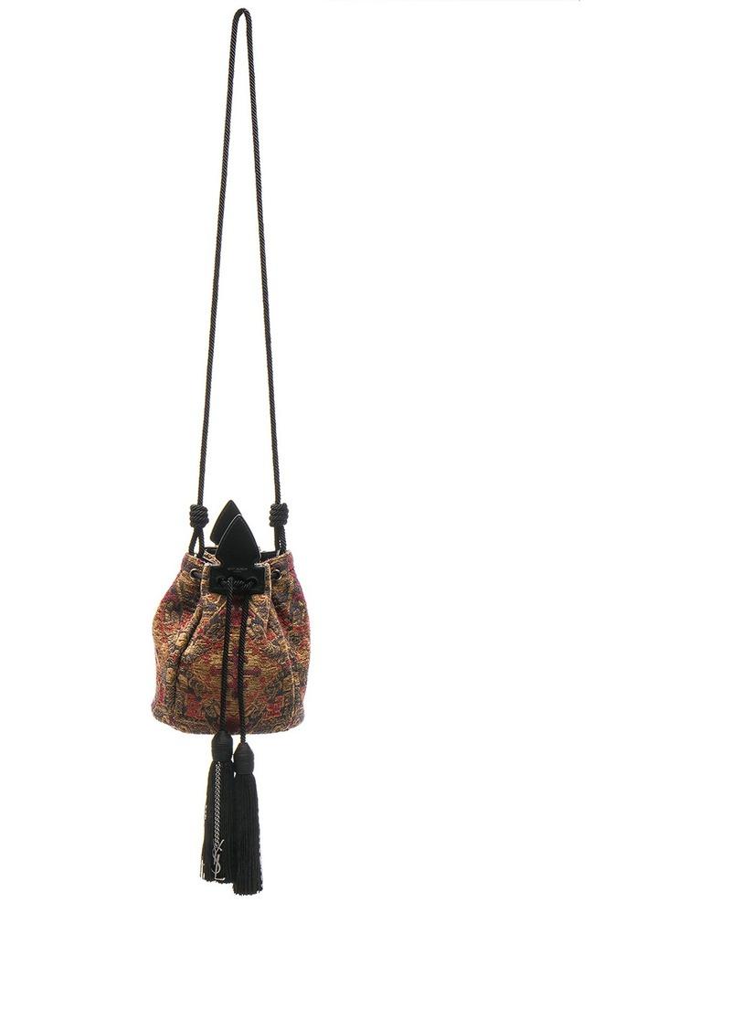 5827e73b7e Anja Tapestry Bucket Bag