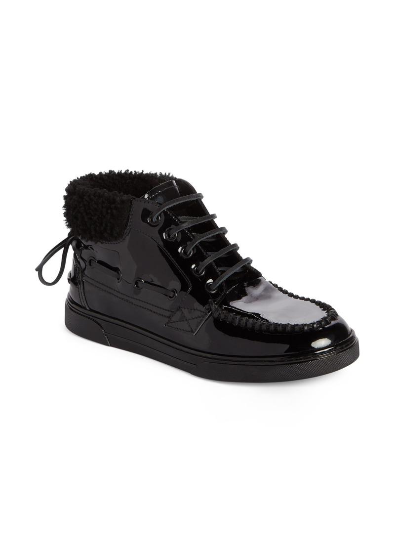 0865cd1fd96f6 Saint Laurent Saint Laurent Antibe Boat Sneaker (Women)