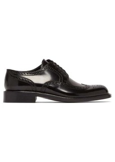 Yves Saint Laurent Saint Laurent Army leather derby brogues