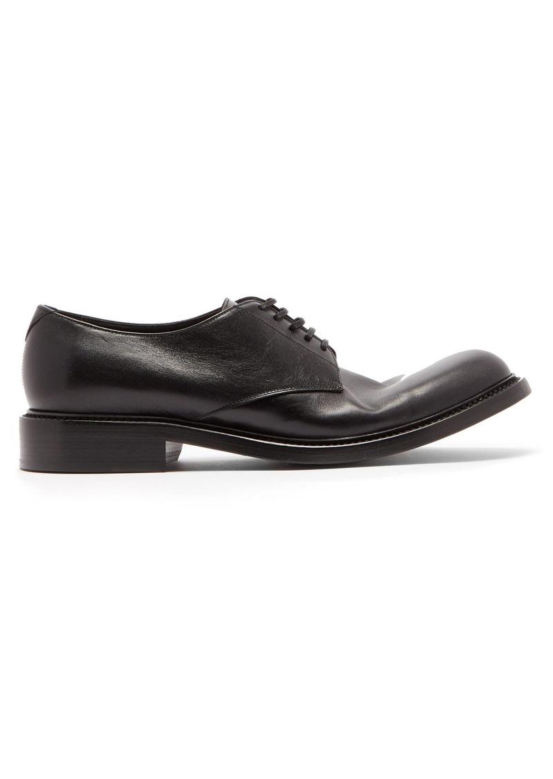 c210a01c3e Saint Laurent Army leather derby shoes