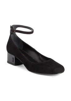 Yves Saint Laurent Saint Laurent Babies Ankle Strap Pump (Women)