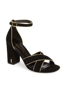Yves Saint Laurent Saint Laurent Babies Ankle Strap Sandal (Women)
