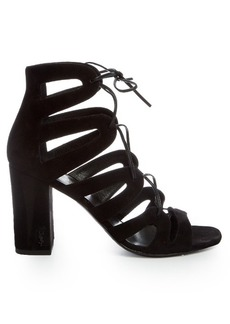 Yves Saint Laurent Saint Laurent Babies lace-up suede sandals