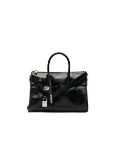 Yves Saint Laurent Saint Laurent Baby Zipped Supple Sac de Jour Duffel Bag