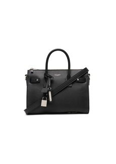 Yves Saint Laurent Saint Laurent Baby Supple Sac de Jour Duffel Bag