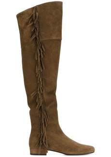Yves Saint Laurent Saint Laurent 'BB 20' boots - Brown
